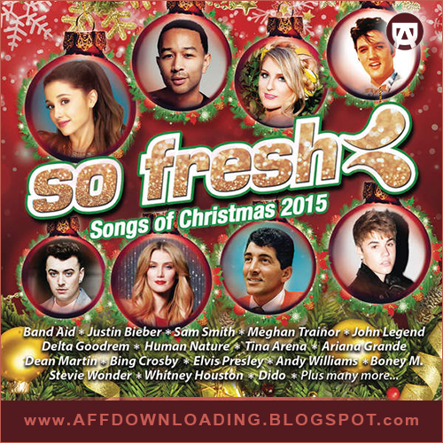 VA – So Fresh: Songs For Christmas – 2015