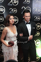 Billy Crawford and Nikki Gil