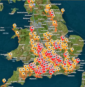 ENVIRONMENT: FLOOD WARNINGS AND ALERTS: