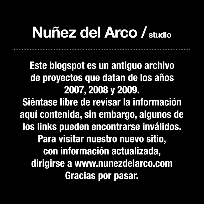 Nuñez del Arco / studio