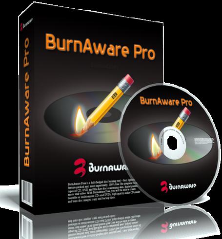 افضل برنامج لحرق الاسطونات (burnaware) لسنة 2014