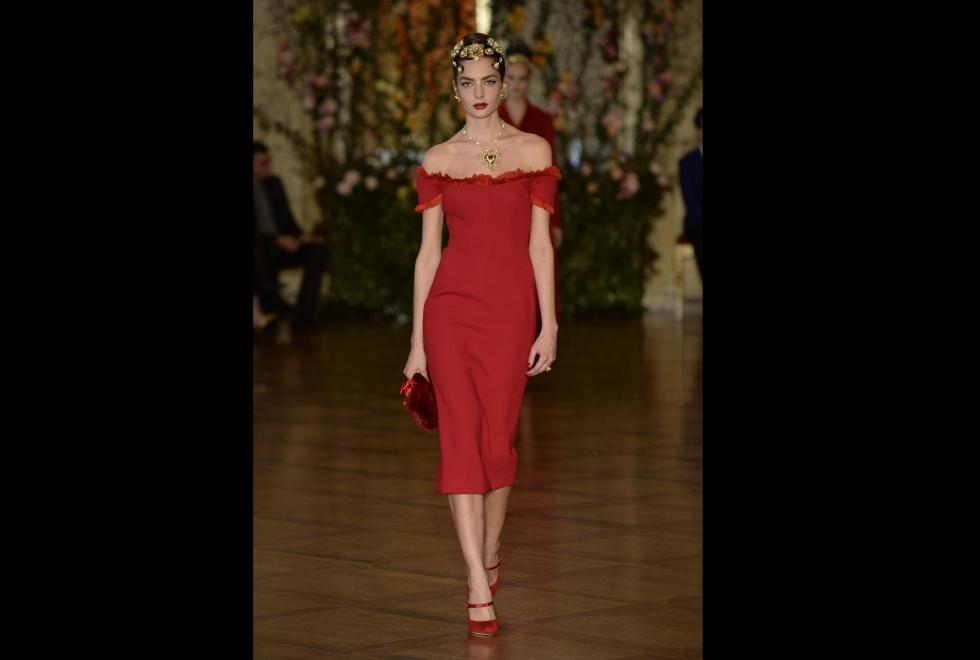 loveisspeed.: Dolce & Gabbanas alta moda show at La