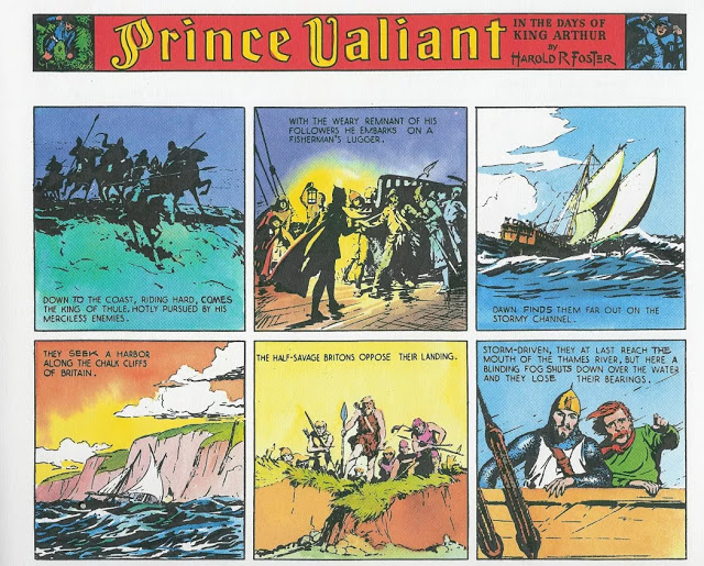 Prince Valiant - Sunday Strips Collection Vol. 01 (1937 - 1938) - King Features