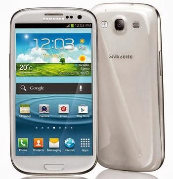 Harga Smartphone Samsung Galaxy S III
