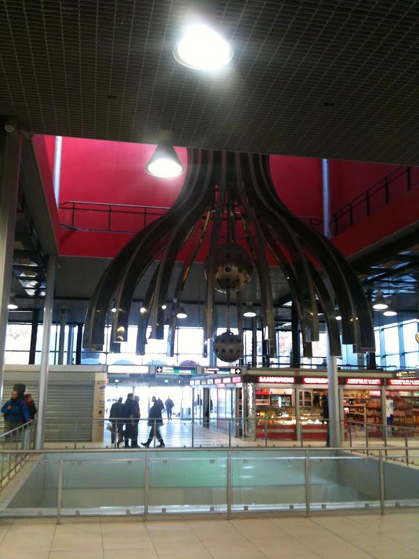 Lyon - Gare Lyon-Perrache  Architecte: René Gagès