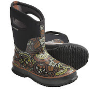 Rubber Boots Insulated1