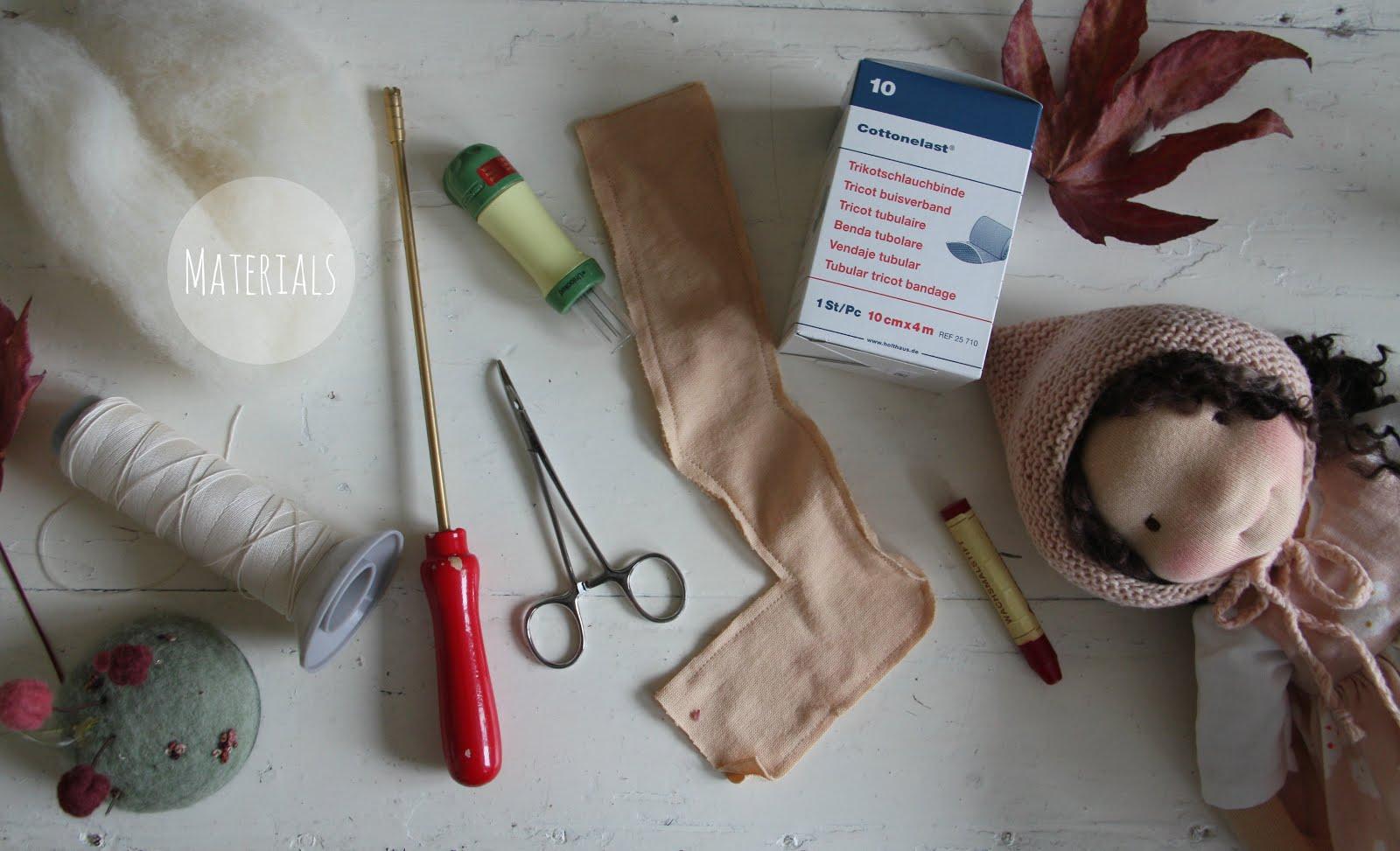 Tips: materials