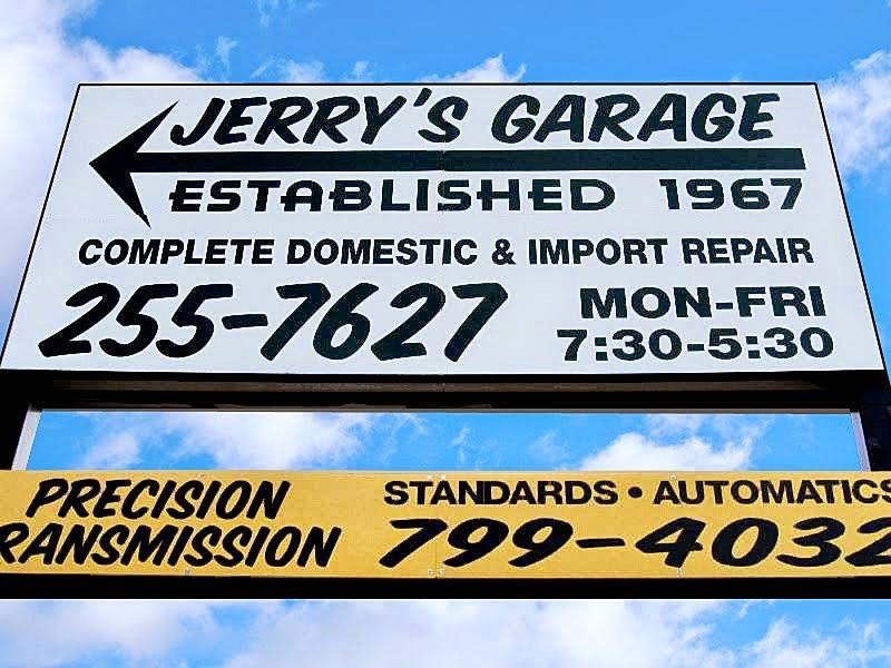 Jerrys Garage