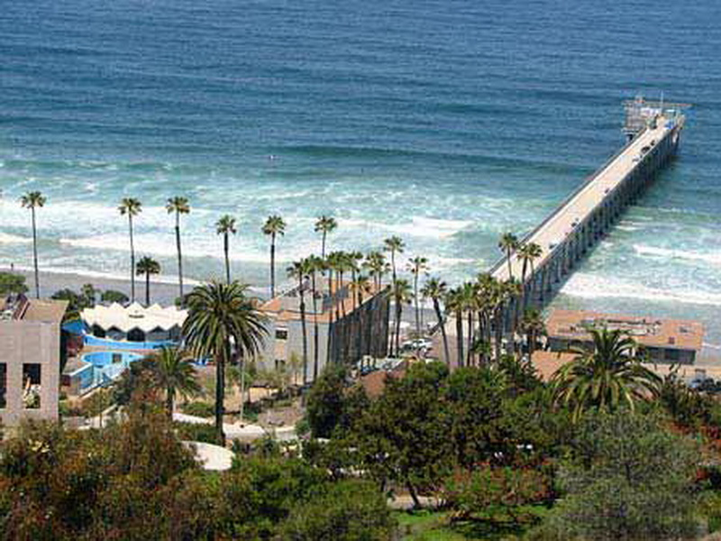 Travel places to visit seaworld san diego the holidays for Vacation beaches in california