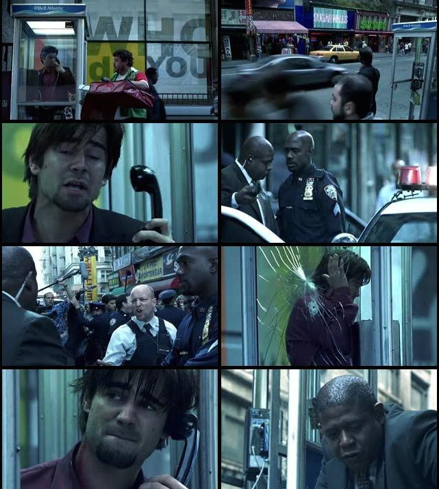 Phone Booth 2002 Dual Audio Hindi 720p BDRip