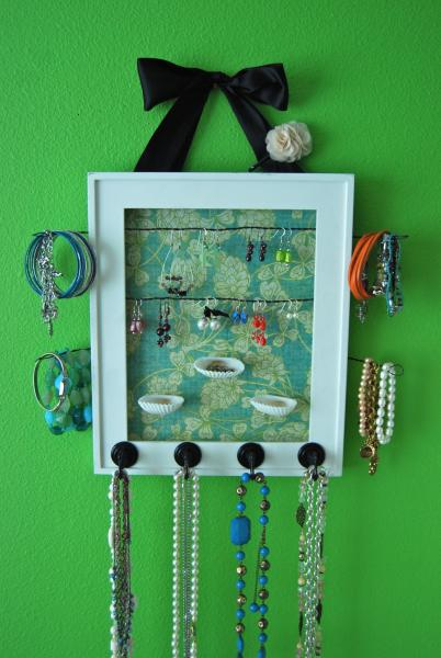 my first DIY More jewelry organization ideas ~ 062515_Diy Dorm Room Storage Ideas