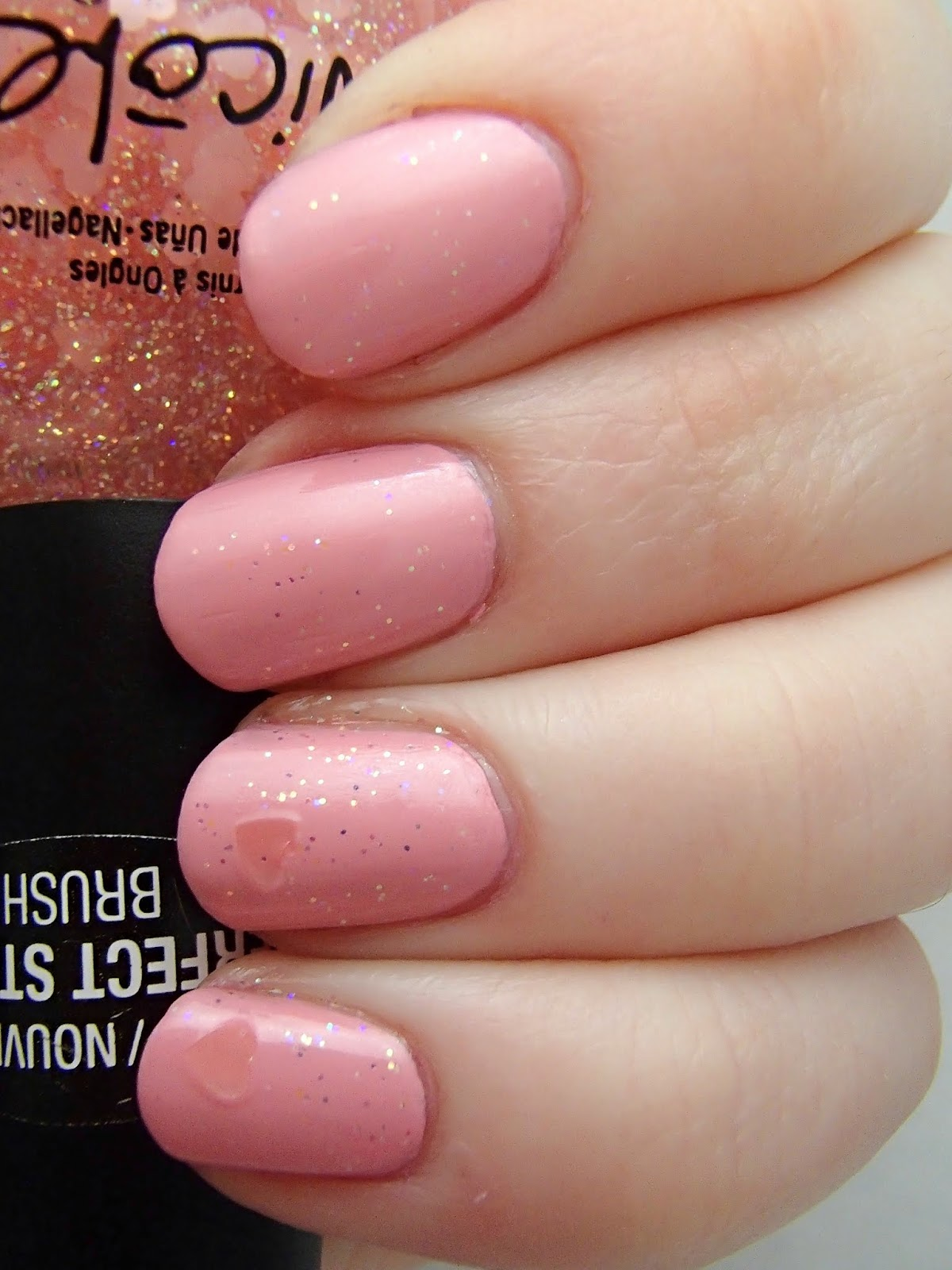 Never Without Polish: Stash Swatch Initiative: Nicole by OPI Love ...