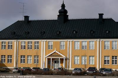 Sverigefinska folkhögsskolan Haparanda