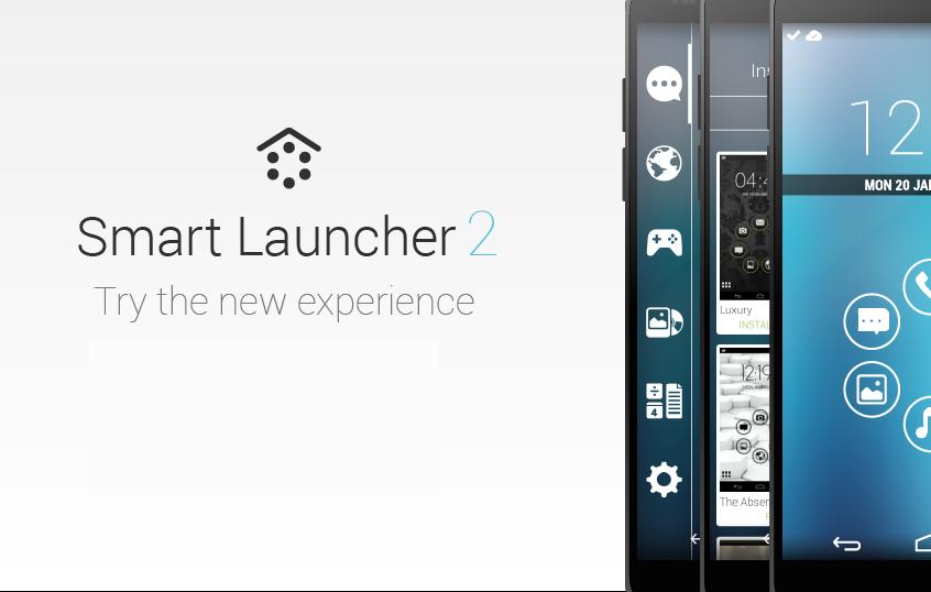 Smart Launcher Pro 2 v2.12-p2 Apk