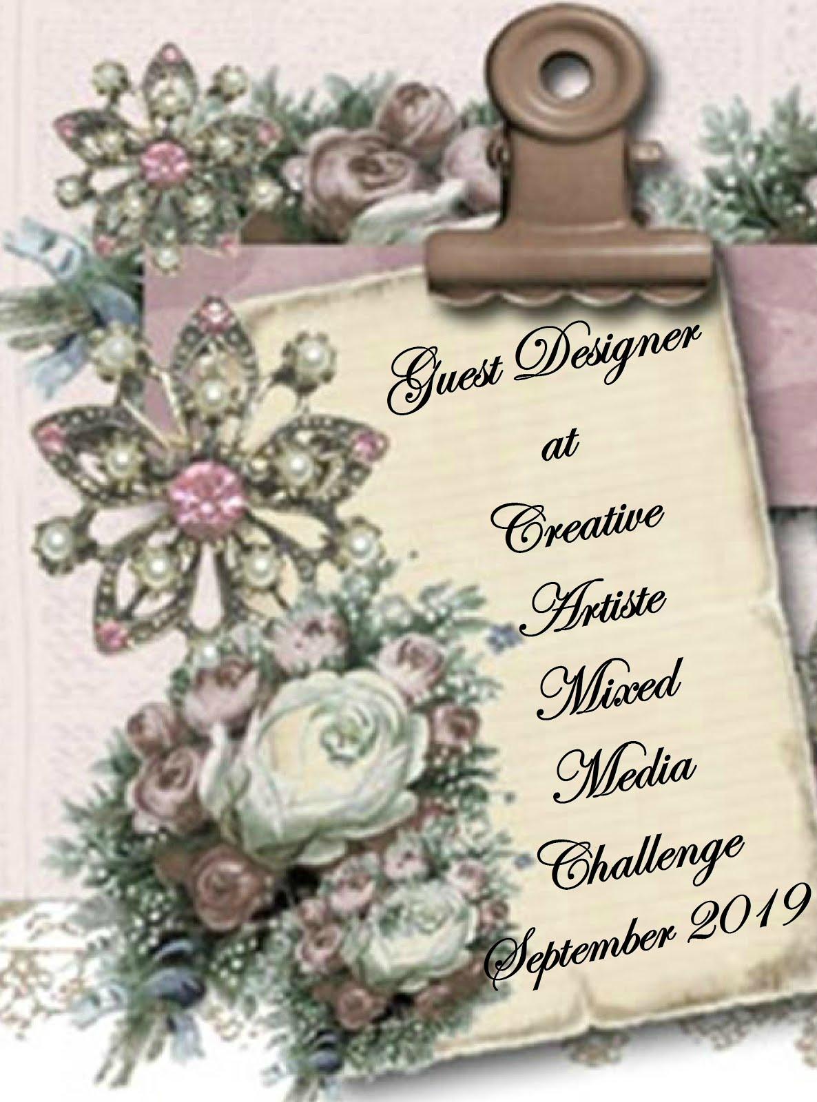 Creatve Artiste Challenge