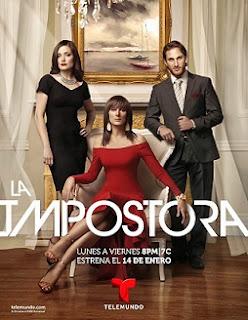 Imagen de la Telenovela La Impostora Capítulo 60