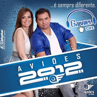baixar cd Aviões do Forró - As TOPS do Verão 2012 [Repertório Novo]