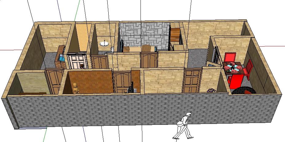 Gomez yuly plano de mi casa - Plano de mi casa ...