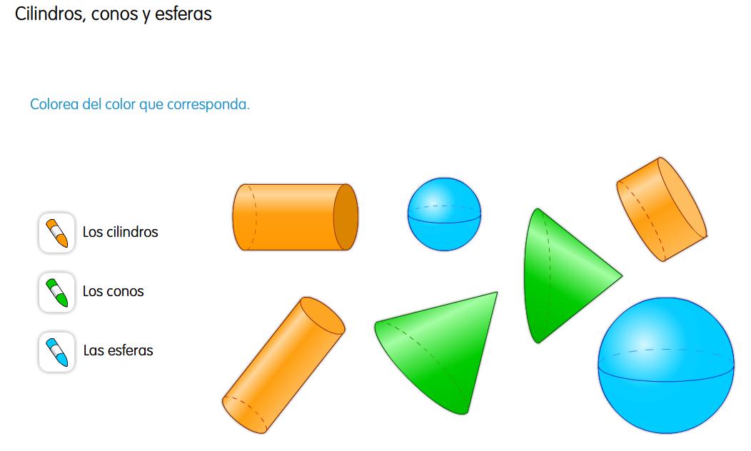 http://www.primerodecarlos.com/SEGUNDO_PRIMARIA/marzo/Unidad5/actividades/cilindros_conos_esferas.swf