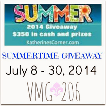 COMING TO VMG206 ~ July 8-30, 2014