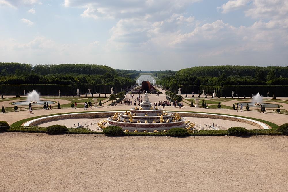 Versailles jardin du ch teau de versailles anish for Exposition jardin versailles 2015