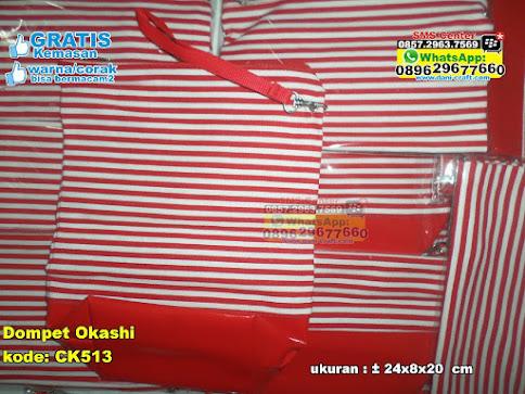 Dompet Okashi unik