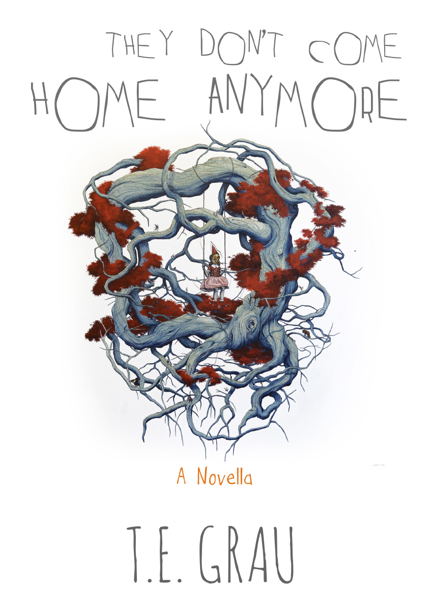 THEY DON'T COME HOME ANYMORE: A NOVELLA