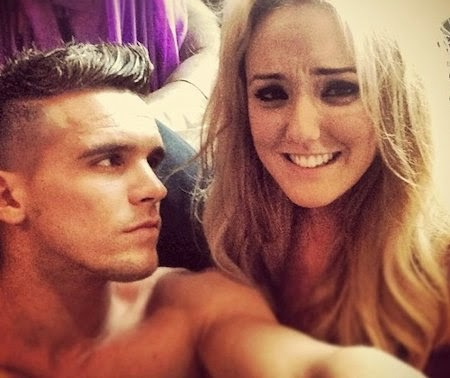 Gary e Charlotte insieme