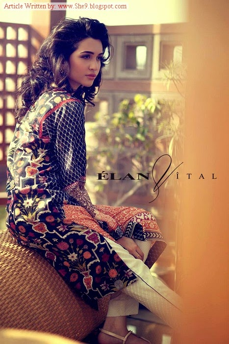 Elan Vital Midsummer Collection 2014