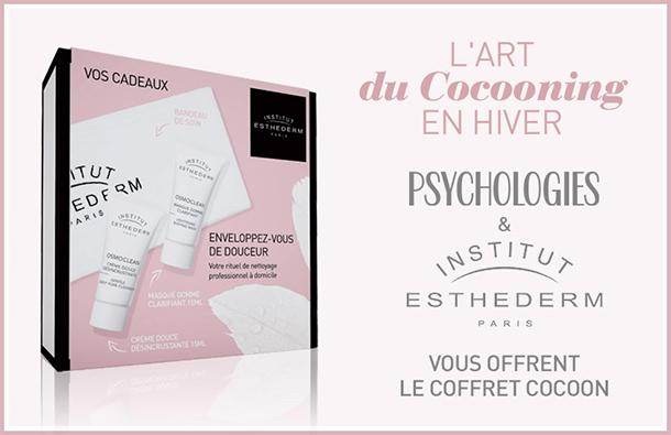 Échantillons Gratuits Coffret Coccouning Institut Esthederm !
