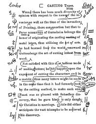 Proofreading notation