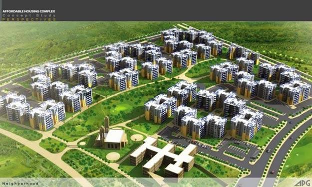 مشروع المليون وحدة سكنية
