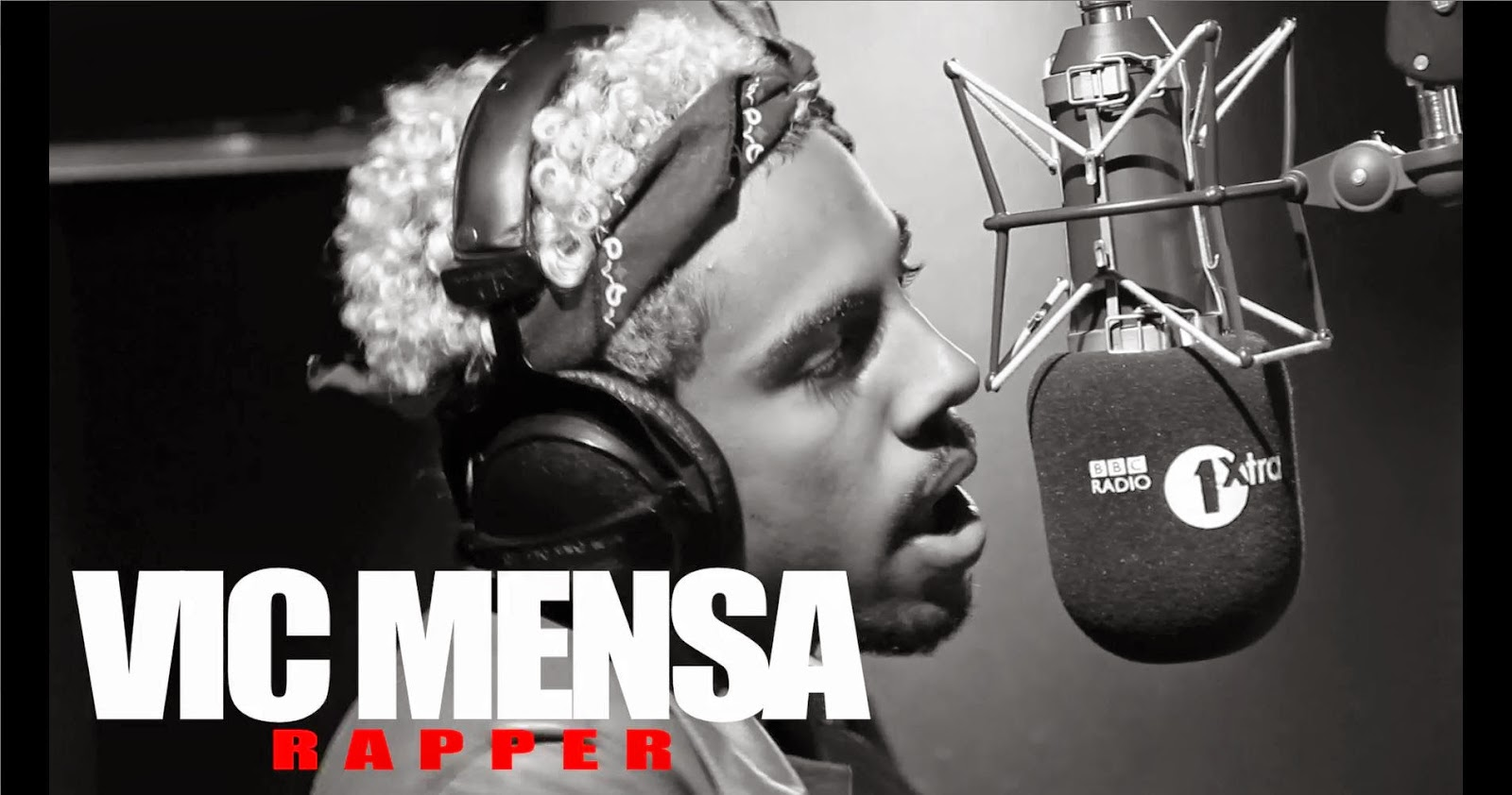 Vic Mensa on BBC 1Xtra's Fire In The Booth | Ses Rêveries