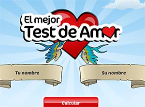 O melhor teste de amor