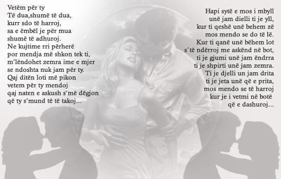 Poezi dashurie me foto