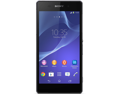Sony Xperia Z2 pre-orders removed from Sony official store