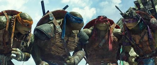 Donnie  the one in purple on Donnie Tmnt 2014