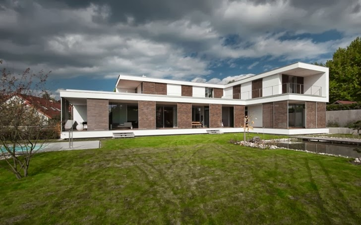 Modern Haus SK in Austria - Architecture | Architectural Drawings