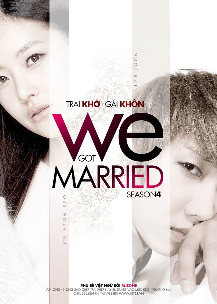 We Got married JoonSeo