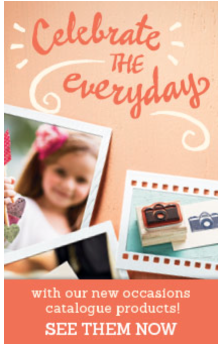 NEW Occasions Mini Catalogue