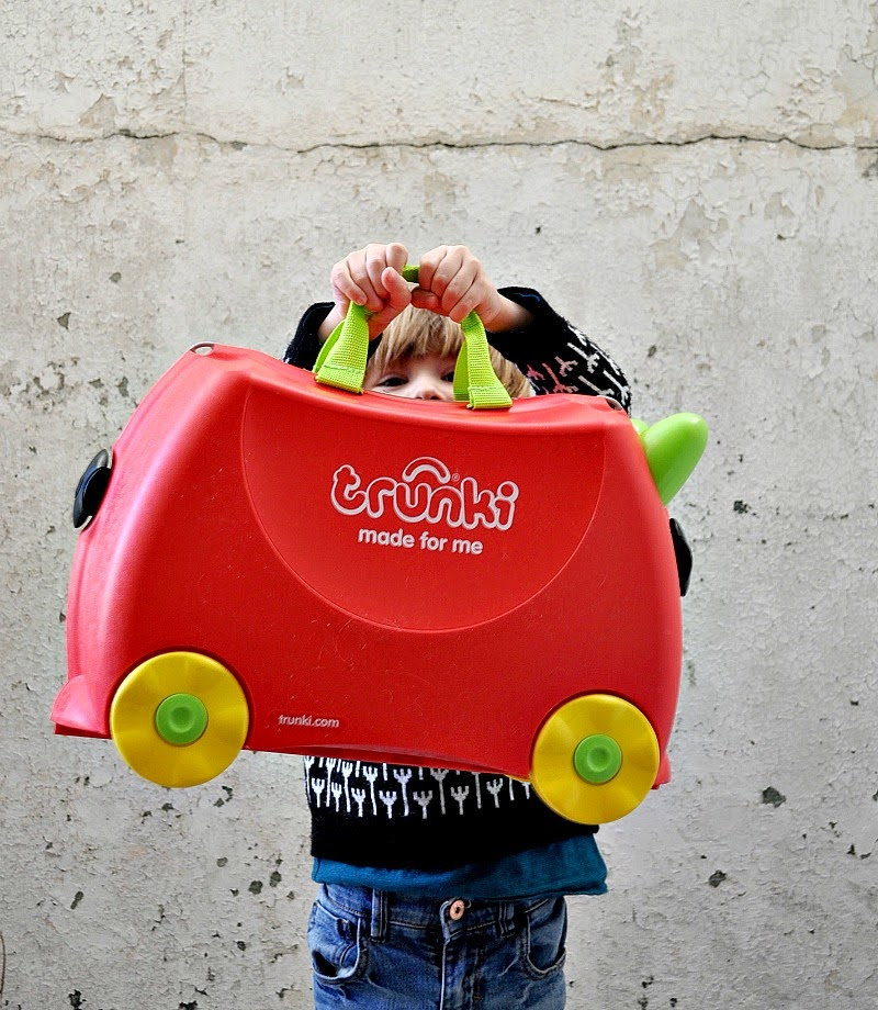 Win a  Made for Me Trunki