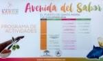 AVENIDA DEL SABOR. EL PUERTO DE SANTA MARIA. VII CONGRESO GASTRONÓMICO. ANDALUCÍA SABOR.