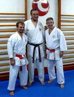 Curso Karate Uechi Ryû 2013