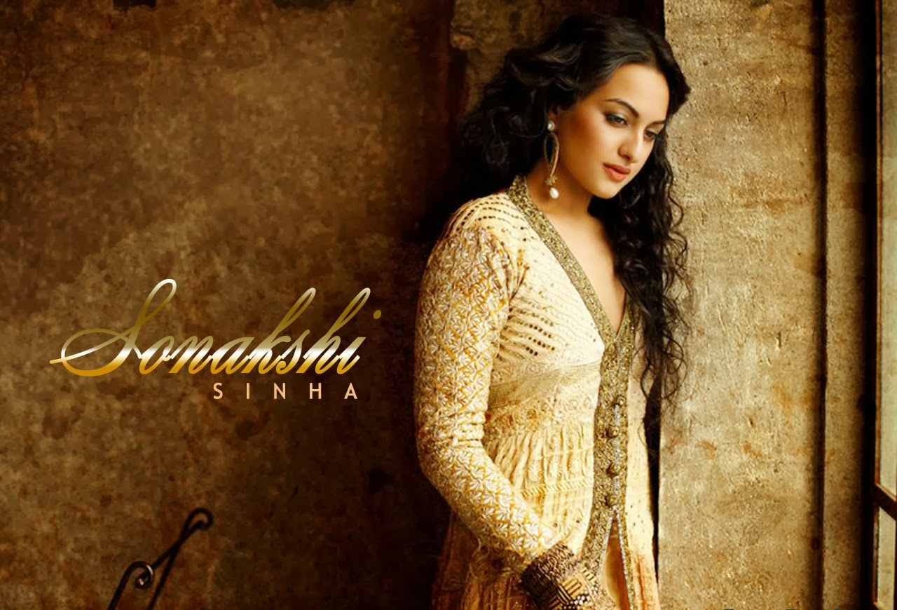 All New Wallpaper : Sonakshi Sinha Lovely New HD