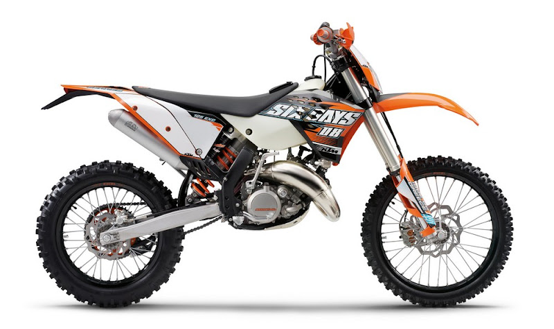 2011 KTM 125 EXC SIX DAYS
