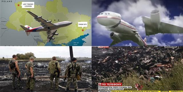 PILU! Video Sebenar Insiden #MH17 Yang Tidak Pernah Diketahui Umum