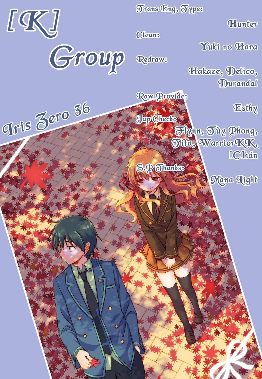 Iris Zero chap 36 Trang 35 - Mangak.info