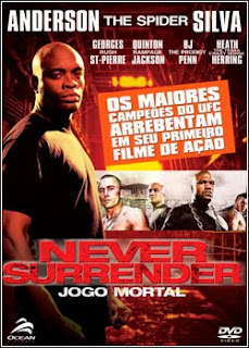 Download Never Surrender   Jogo Mortal   Dublado