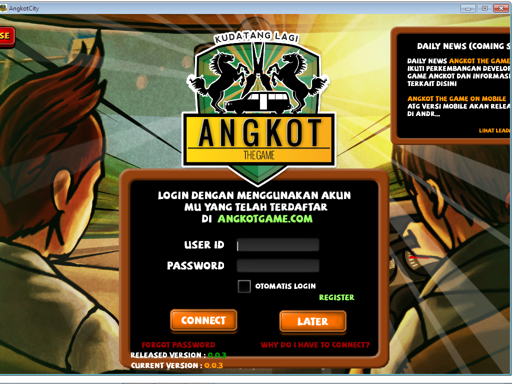 Download Angkot The Game Full Version | Ashamod