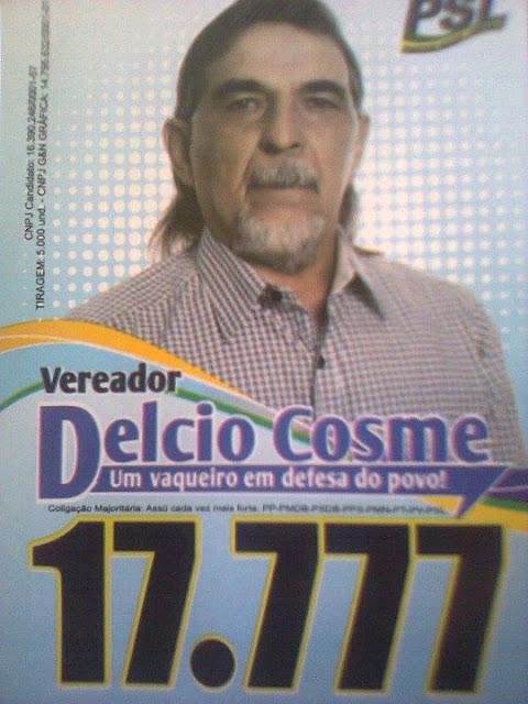 Delcio Cosme